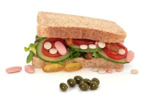 Synofit combineren met voeding