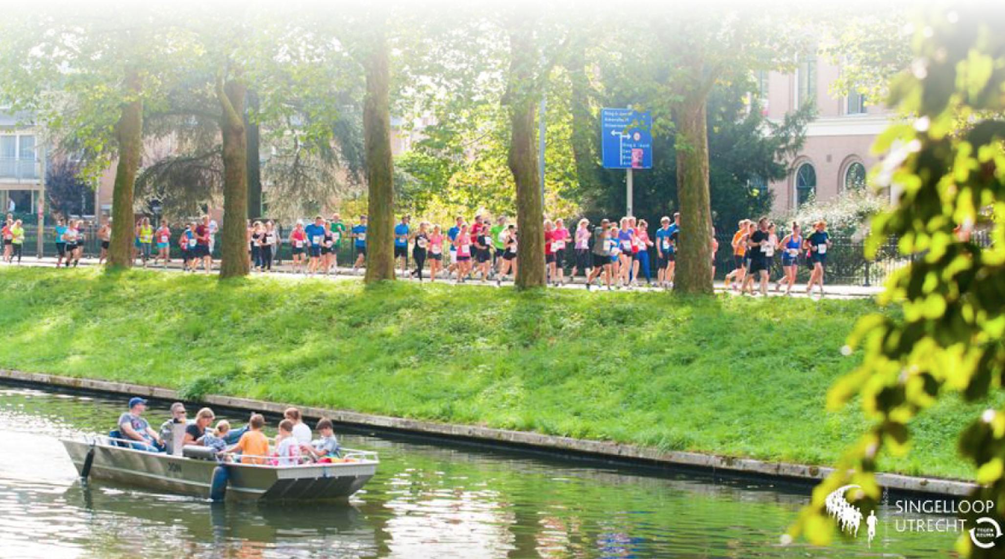 Singelloop in Utrecht op 27 september 2015, loop mee!