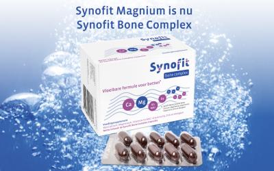 Synofit Magnium wordt Synofit Bone Complex