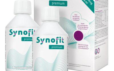 Nieuw product: duoverpakking met 2 x 200 ml Synofit Premium Vloeibaar