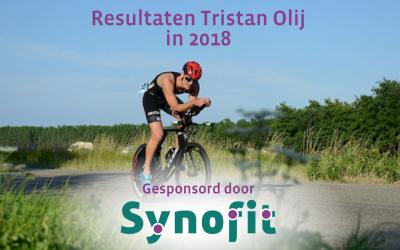 2018: een mooi wedstrijdseizoen van Tristan Olij