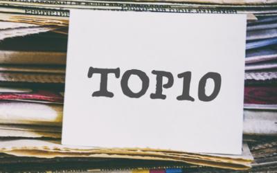 De 10 best gelezen artikelen van 2018