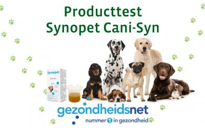 Producttest bevestigt: tevredenheid gewrichtenkuur bij honden is groot