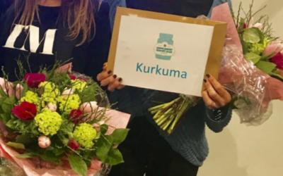 Kurkuma is Supplement van het Jaar 2019!
