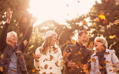Herfst: 6 tips voor uw gewrichten
