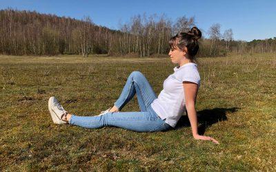 Oefeningen voor de knie: samen met Zhanna in beweging!