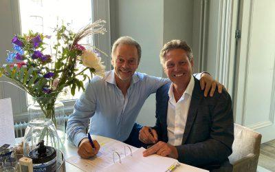 René en Camiel nemen afscheid van Synofit: een slot-interview